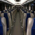 Interior Bus Besar Billa Transport