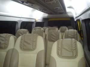INTERIOR ELF SEAT 17