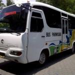 Exterior Bus Ekonomi Ac Seat 20-27