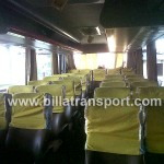 Interior Bus Ekonomi AC