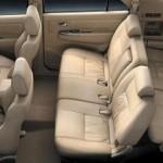 Interior Suzuki APV
