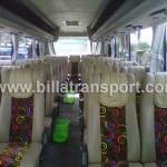 Interior Bus Kecil 33 seat