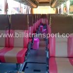 Interior Bus Kecil 35 seat