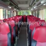 Interior Bus Kecil 30 seat