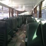 Interior Bus Non AC