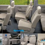 Interior Suzuki APV Luxury