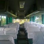 Interior Bus Ekonomi Ac Mikro Seat 35