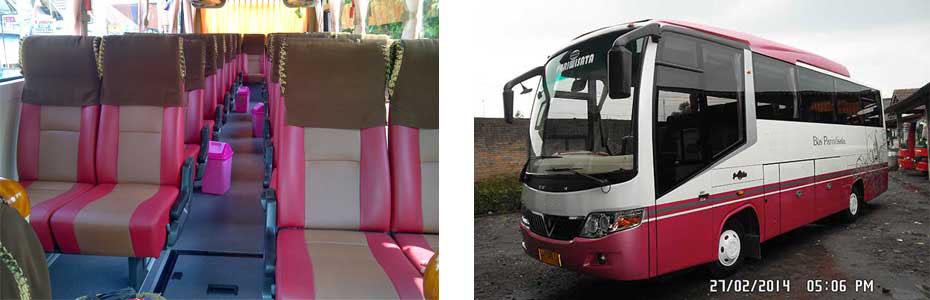 Sewa Bus / Bis Pariwisata Jogja   Yogyakarta
