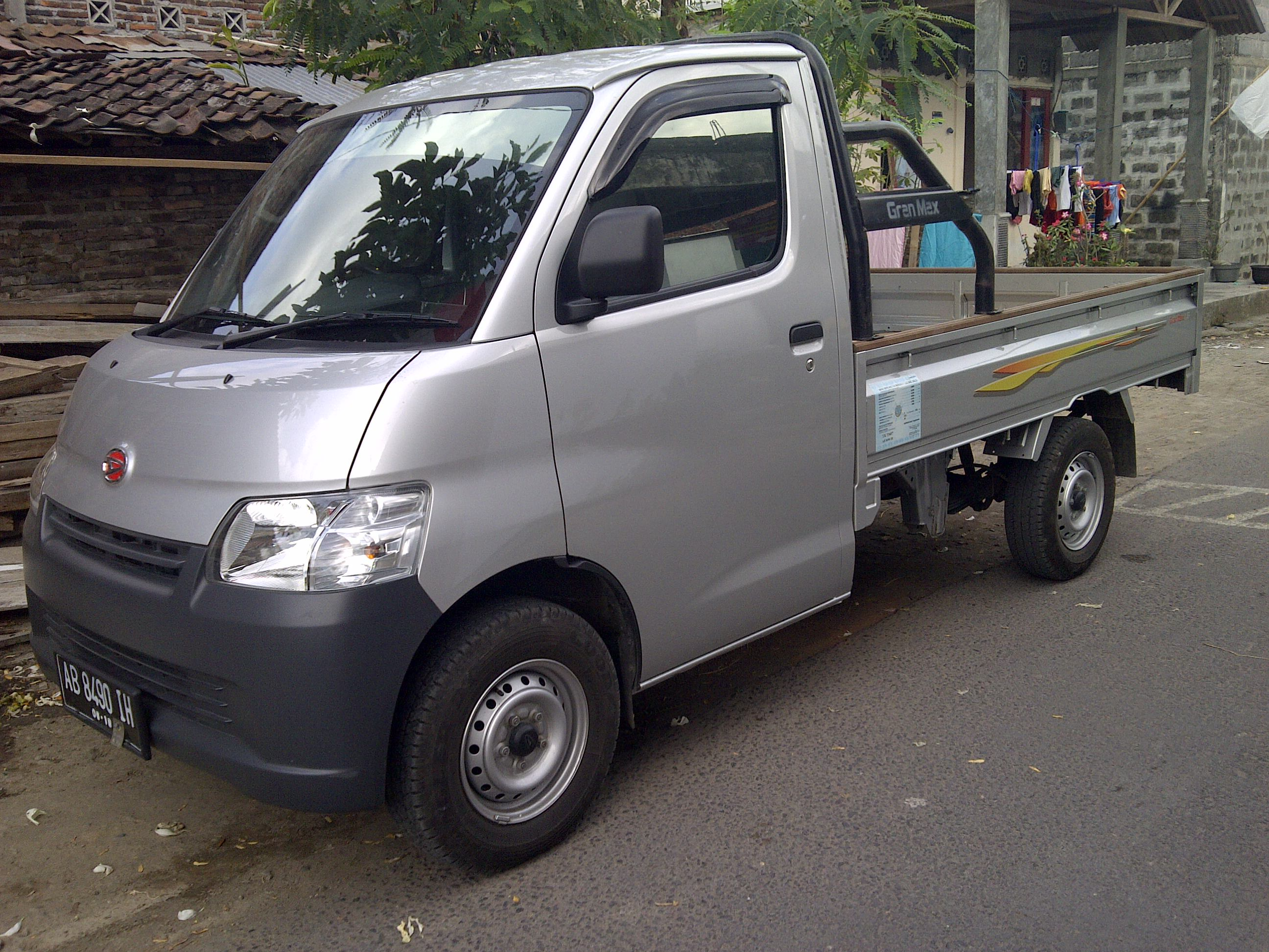 mobil pick up